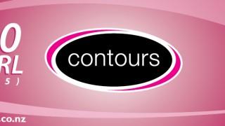 Contours Pink Label