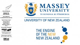 Massey University Label