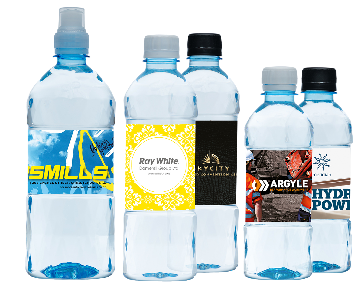 Aquaplus Bottles