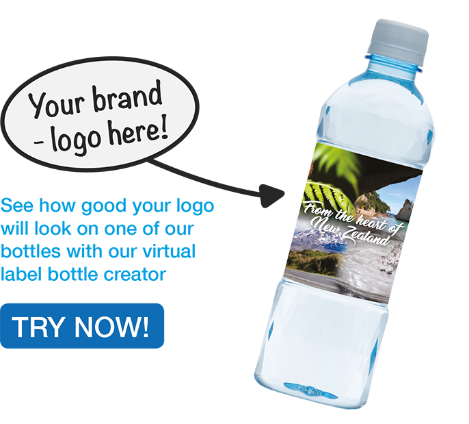 our custom branded water would be just the right thing you need